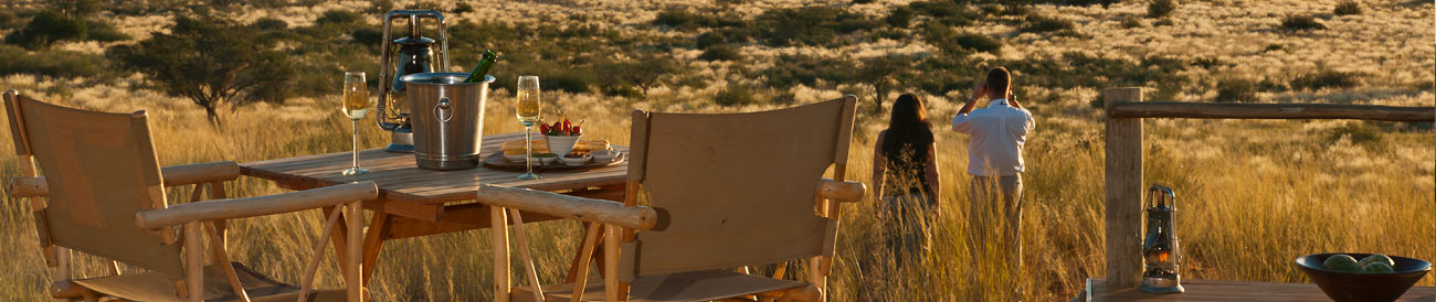 Northern Kruger & Tswalu Wilderness Retreat
